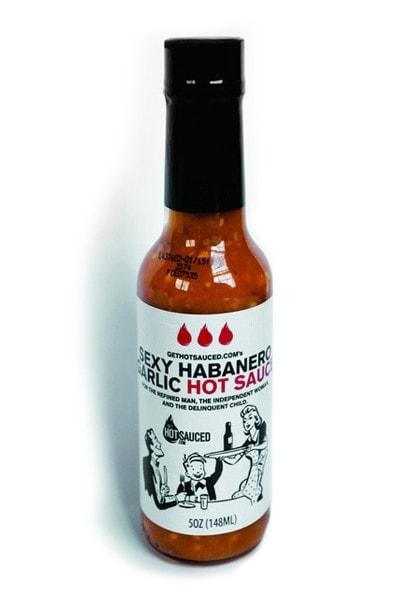 Best Hot Sauce Label Designs
